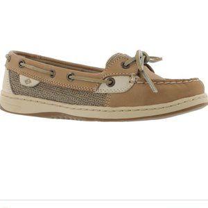 Sperry 8.5 Tan Top Sider Sneakers